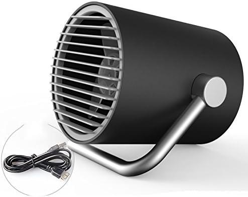 FEW Ventilador de Carga USB. Ventilador pequeño silencioso Ligero ...
