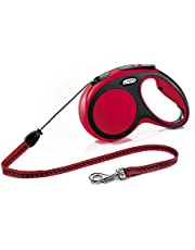Flexi Comfort Cord Retractable Lead Red