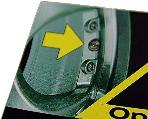 1x Set Optivent Versteckte Unsichtbare Ventile 11 3mm Silber Metallventil Auto