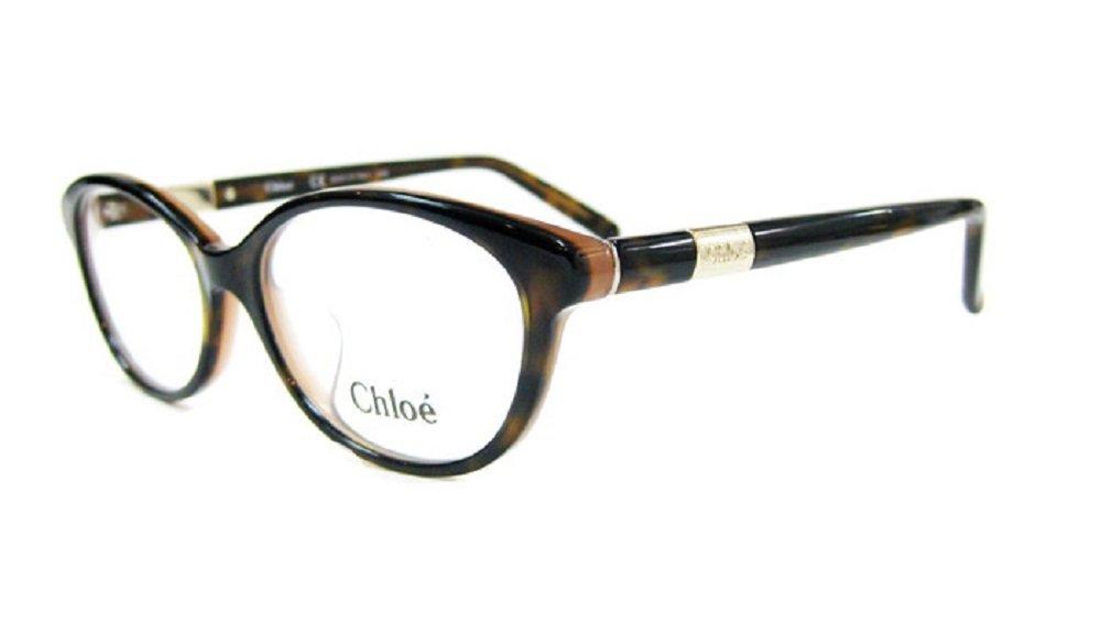 Chloe クロエ メガネ フレーム CE2678A-216-53 ブラウンデミ   B01DU3NPV4
