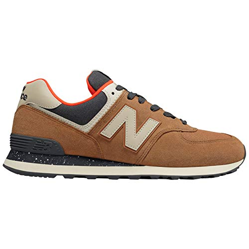 New Balance Ml574V2, Sneaker Uomo Brown Sugar Dynamite
