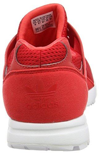adidas Racer Lite EM W - Zapatillas para mujer Rojo / Blanco
