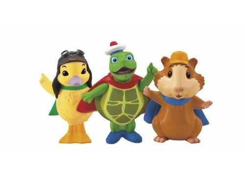 Fisher Price Wonder Pets Schoolhouse Heroes Figure Pack