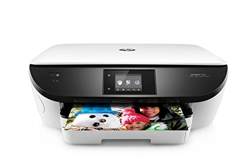 HP Envy 5661 Wireless All-in-One Color Photo Printer, Copier and Scanner F8B07A