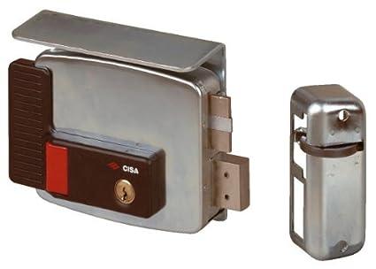 Cerradura eléctrica para Aplicar CISA Art. 11771 Medidas 60 mm Hacia Derecha
