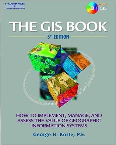 The GIS Book: George Korte: 9780766828209: Amazon.com: Books