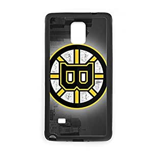 Generic Print With Boston Bruins Silica Slim Phone Case For Child For Samsung Note4 Choose Design 2