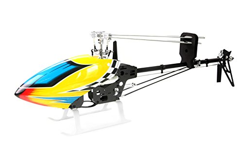 - GARTT 450 DFC Torque Tube Helicopter with Canopy and Blade