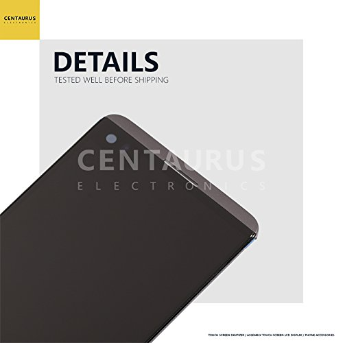 For LG LS997 V20 US996 VS995 H990ds H990 V20 H990TR H910 H915 F800L Gray Frame LCD Replacement Display Touch Screen Digitizer by CE CENTAURUS ELECTRONICS (Image #3)
