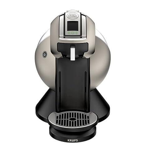 Krups KP 2509 Máquina de café en cápsulas 1.5L Negro, Acero inoxidable - Cafetera