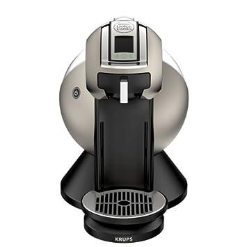 Krups KP 2509 Máquina de café en cápsulas 1.5L Negro, Acero inoxidable - Cafetera (Máquina de ...