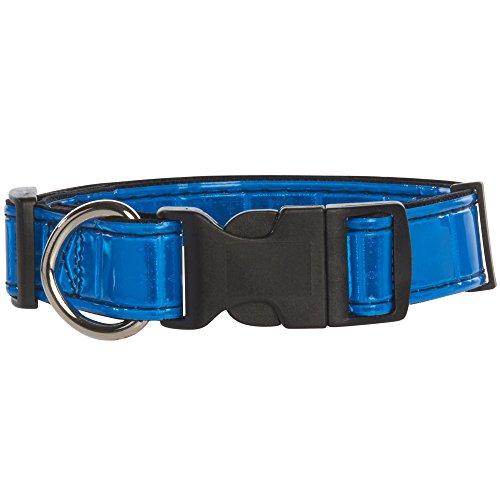 Blue Vinyl Collar - 1