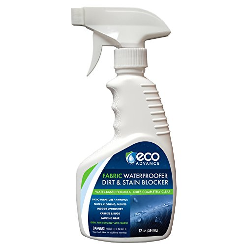 Eco Advance EAFAB012PD Fabric Water and Stain Repellent