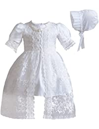 68a5f48de732 Baby Girls Christening Clothing