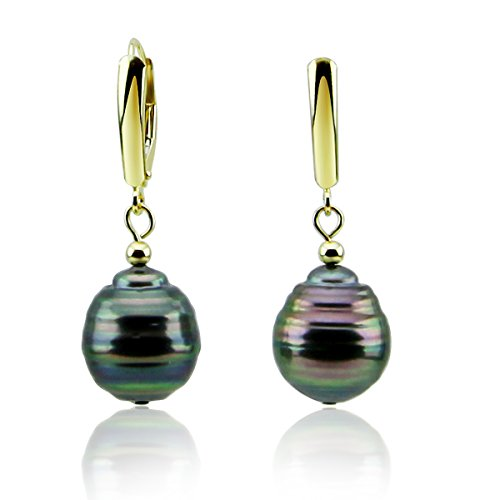 11-12mm-High-Luster-Baroque-Tahiti-Cultured-Pearl-Lever-back-Earrings