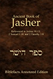 Ancient Book Of Jasher (English Edition)
