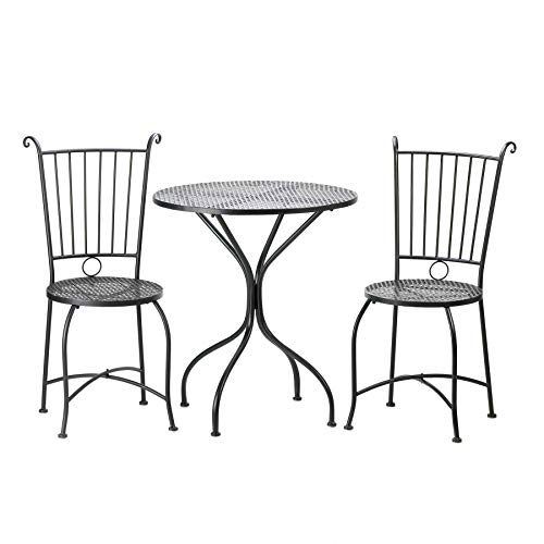 Home Locomotion Garden Patio Table and Chair Set (For Furniture Second Outdoor Hand Sale)