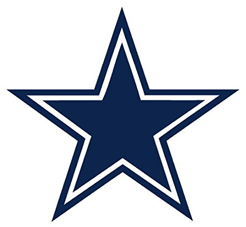 NFL FrostGuard: Winter Snow, Ice and Frost Windshield Cover - Dallas Cowboys - Standard Size