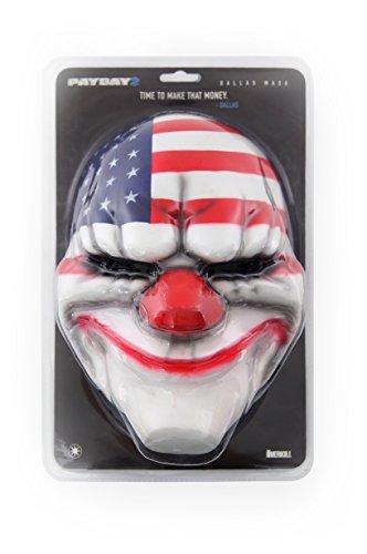 Gaya - Masque Payday 2 - Dallas en Vinyl - 4260354645043 (Payday 2 Best Masks)