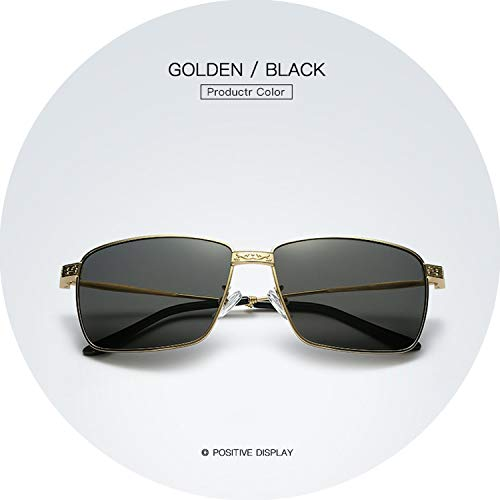 c513169f53f Hot Fashion Men Polarized Sunglasses Classic Lunettes Metal Frame Fishing  Glasses HD Eyewear Driving Oculos De