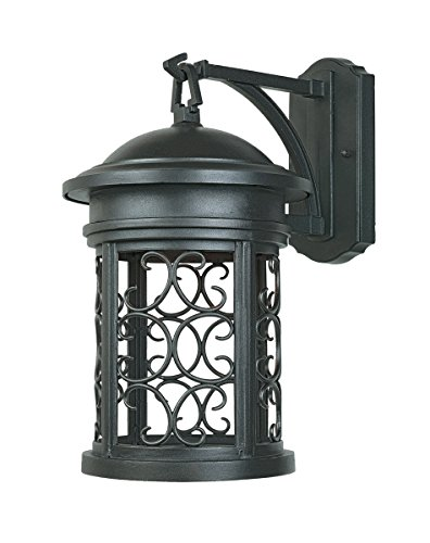 Designers Fountain 31111 Orb Ellington Ds Wall Lanterns  Oil Rubbed Bronze