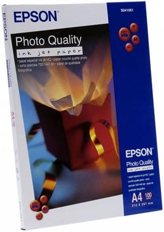 Epson S041061 - Papel de impresión fotográfica (para impresoras de ...