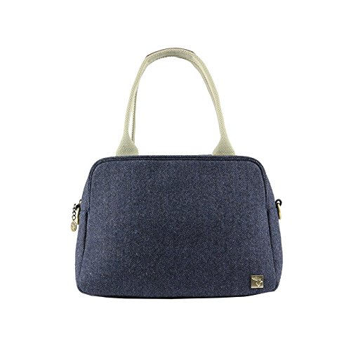 Day Tweed Tote Tweed Bag Blue PaY85Yqwc