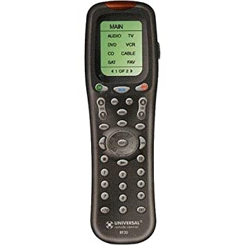 Amazon urc mastercontrol rf30 universal learning remote w rf urc mastercontrol rf30 universal learning remote w rf capability discontinued by manufacturer sciox Gallery