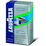 Lavazza Gran Filtro Decaffinated - Ground Coffee, 8-Ounce Bag
