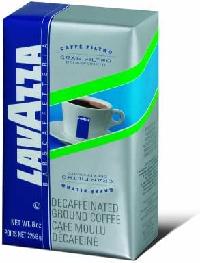 Coffee: Lavazza Gran Filtro
