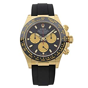 Best Epic Trends 411K9EXSIgL._SS300_ Rolex Cosmograph Dayton Chronograph Automatic Men's Oysterflex Watch 116518BKCSR