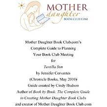 Tortilla Sun by Jennifer Cervantes: Book Club Meeting Planner