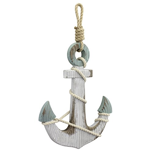 Cottage Bedroom Collection - Stonebriar Anchor Wall Decor