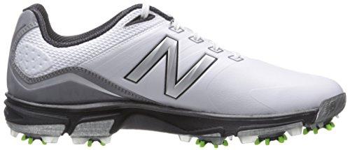 Nuovo Equilibrio Mens Nbg3001 Scarpa Da Golf Bianco / Verde