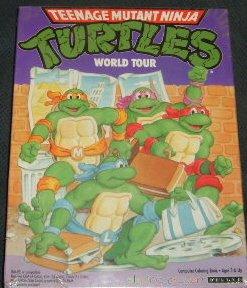 Amazon.com: Teenage Mutant Ninja Turtles World Tour: Video Games