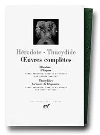 Hérodote - Thucydide : Oeuvres par  Hérodote