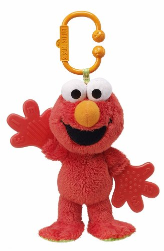 Sesame Street Teether Discontinued Manufacturer product image