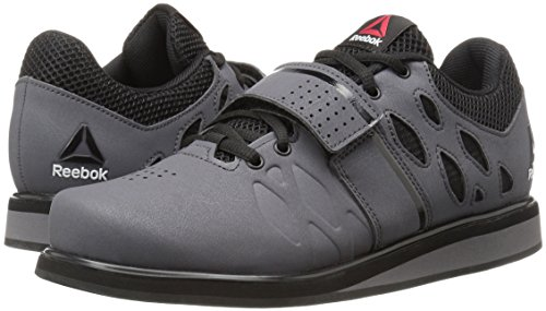 black Fitness De black Ash white Homme Grey Reebok ash Pr Grey white Lifter Gris Chaussures xqaaTg