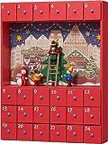 カルディ限定 ウッドボックスカレンダー 2019 クリスマスマーケット