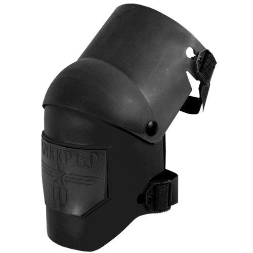 K-P Industries Knee Pro Ultra Flex III Knee Pads - Black (Hinged Knee Pads)