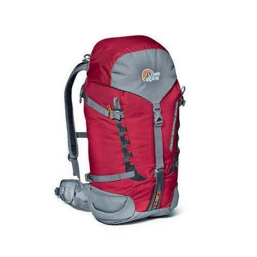 Lowe Alpine Peak Attack 45:55 (Chilli Red), Outdoor Stuffs