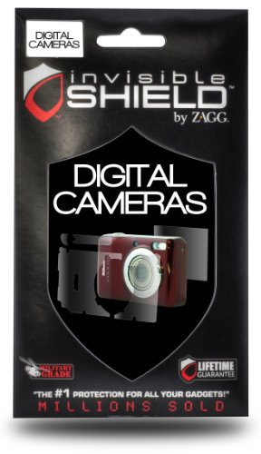 ZAGG invisibleSHIELD for Canon EOS 400D/Rebel XTi (Screen) ()