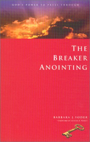 Read Online The Breaker Anointing pdf