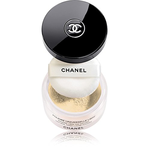 Natural Chanel (CHANEL POUDRE UNIVERSELLE LIBRE NATURAL FINISH LOOSE POWDER # 20 - CLAIR - TRANSLUCENT 1)