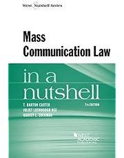 Mass Communication Law in a Nutshell (Nutshells)