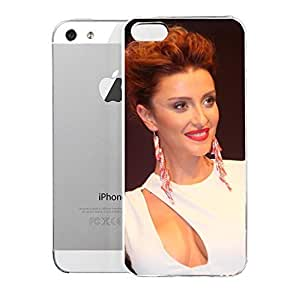 iPhone 5S Case Alka Surnames Hard Plastic Cover for iPhone 5 Case