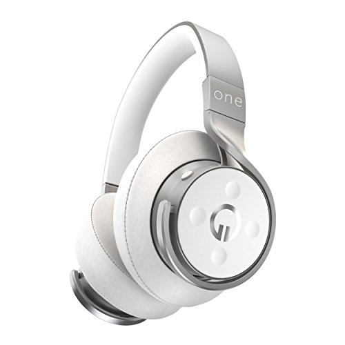 MUZIK One Connect Smarter Headphone, Silver by MUZIK