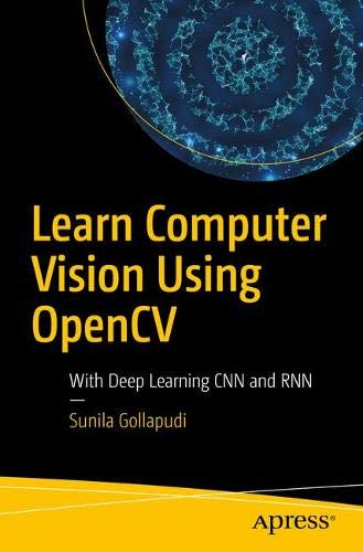 9 Best New OpenCV Books To Read In 2019 - BookAuthority