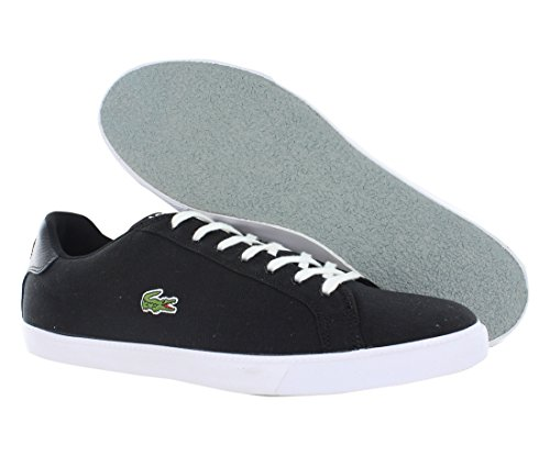 2b4fea843 Lacoste Graduate VULC FB SPM Men s Canvas Shoes White Navy 7-27SPM1249-042