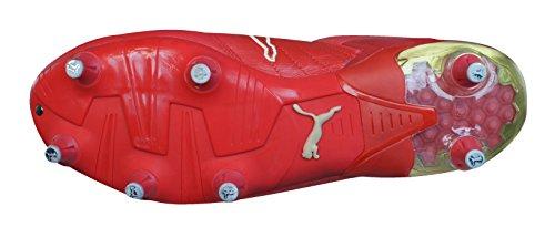 V Red Konstrukt Sg De Homme Cuir Puma Football Ii Chaussures Odqtw5Zxz